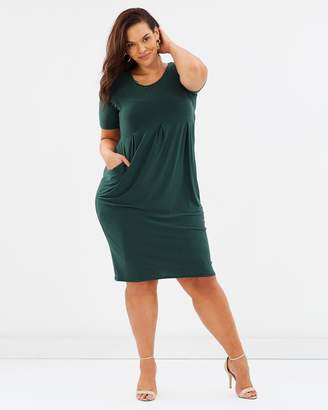Evans Pocket Dress