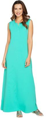Denim & Co. Regular Sleeveless Perfect Jersey Maxi Dress