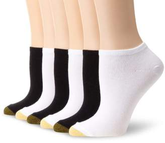 Gold Toe Women's Casual Sock pack of 6