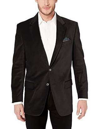 U.S. Polo Assn. Men's Portly Velvet Sport Coat