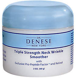 Dr. μ Dr. Denese Triple Strength Wrinkle SmootherNeck Cream, 2oz