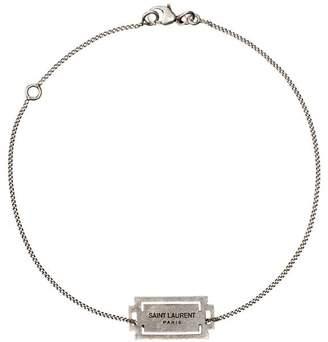 Razor Blade chain bracelet
