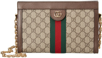 Gucci Ophidia Small Gg Supreme Canvas Shoulder Bag