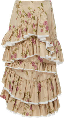 Brock Collection Olmo Ruffle Skirt