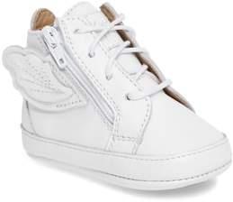 Giuseppe Zanotti Culla London High Top Crib Sneaker