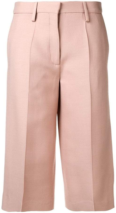Valentino tailored culottes