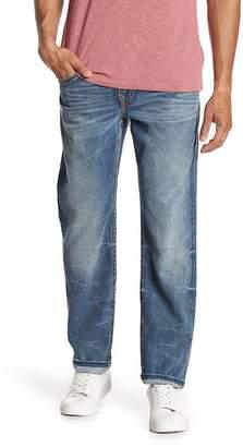 True Religion Fossil Silk Big T Skinny Jeans