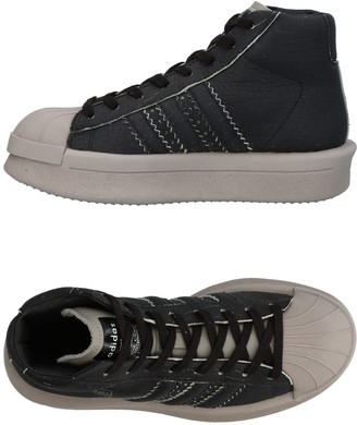 a53846bff30f18 ... Rick Owens x ADIDAS High-tops   sneakers - Item 11391759NV