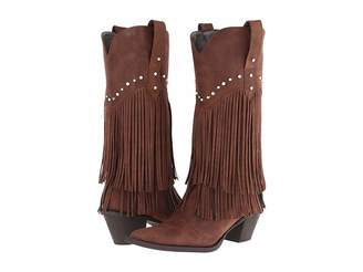 Roper 12 Stud and Fringe Boot