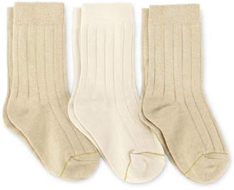 Gold Toe Goldtoe Boys' Casual Crew Socks 3-Pack
