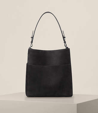 AllSaints Echo North South Tote