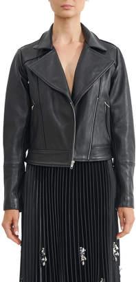 Asilio Alexandria Leather Biker Jacket