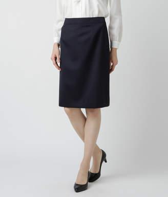 NEWYORKER women's ウールツイル Aラインスカート