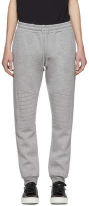 Diesel Black Gold Grey Biker Lounge Pants