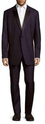 Relaxed Wool Tuxedo