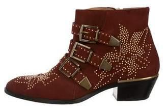 Chloé Susanna Ankle Boots gold Chloé Susanna Ankle Boots