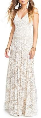 Show Me Your Mumu Jen Lace Dress