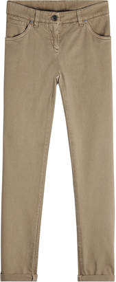 Brunello Cucinelli Basic 5 Pocket Skinny Jeans