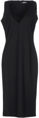 DSQUARED2 3/4 length dresses