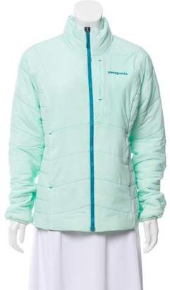 Patagonia Quilted Zip-Up Jacket