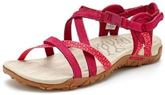 b4f696d602a5ac Merrell Women s Terran Lattice Ii Heel Sandals