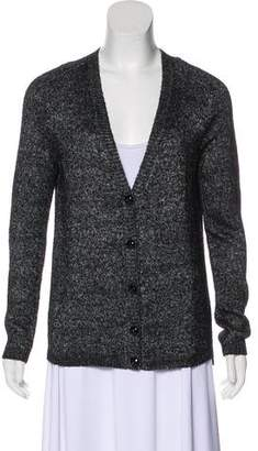Etro Button-Up Knit Cardigan