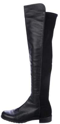 2bca8bd2e59 Stuart Weitzman 50 50 Over-The-Knee Boots