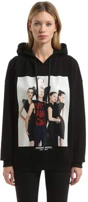 Jeremy Scott 20th Anniversary Oversize Sweatshirt
