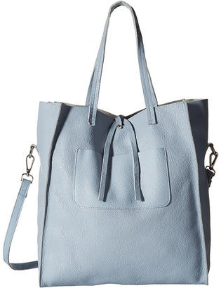 Steve Madden Bnixxx Leather Tote $158 thestylecure.com