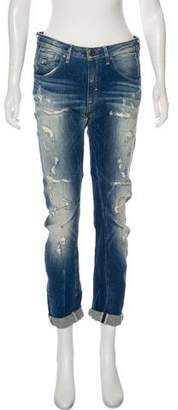 G Star Mid-Rise Arc 3-D Tapered Jeans w/ Tags