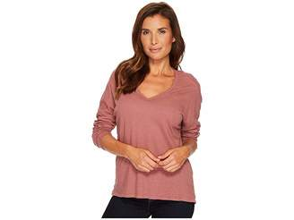 Project Social T Raine Textured Long Sleeve Women's Clothing