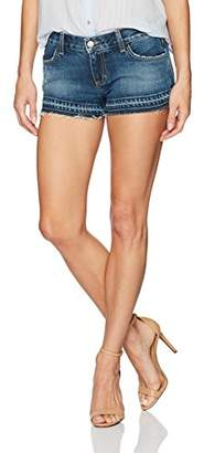 Siwy Women's Camilla Low Rise Short