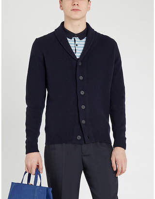 52fdebef6c9 John Smedley Patterson cashmere and wool cardigan