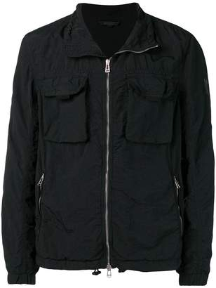 Belstaff zipped shirt jacket