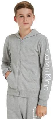 253fe6f78f4b Calvin Klein Sweatshirts For Girls - ShopStyle UK