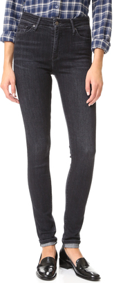 Levi's 721 High Rise Skinny Jeans $128 thestylecure.com