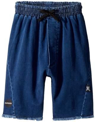 Nununu Denim Cut Shorts Boy's Shorts