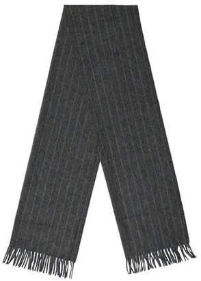 Loro Piana Cashmere Striped Scarf