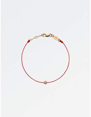 Rosegold The Alkemistry Redline Minimaliste Child 18ct rose-gold diamond bracelet 1-3 years