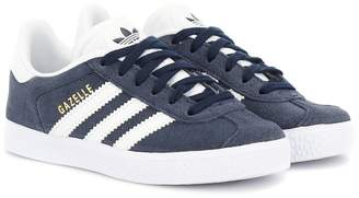 adidas Kids Gazelle suede sneakers