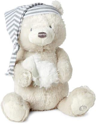 Baby Gund Sleepy Time Bear Toy