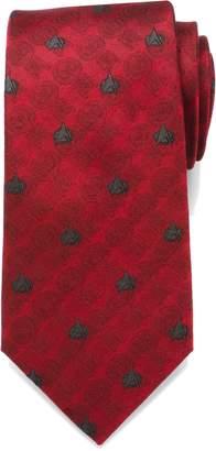 Cufflinks Inc. Cufflinks, Inc. Star Trek TNG Delta Shield Silk Tie