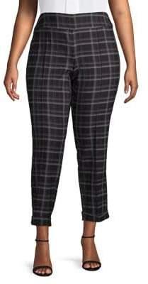 0c687fadc04 Lord   Taylor Black Plus Size Pants - ShopStyle