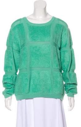 Tibi Casual Long Sleeve Sweater