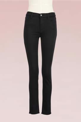 J Brand Maria Skinny High-Waisted Jeans