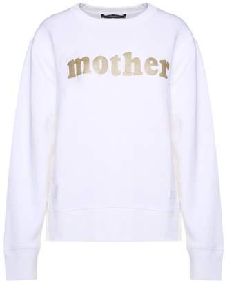 Acne Studios 'mother'-print Cotton-jersey Sweatshirt