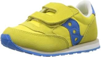 Saucony Girls' Baby Jazz HL Sneaker