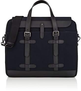 Barneys New York Men's Double-Handle Briefcase
