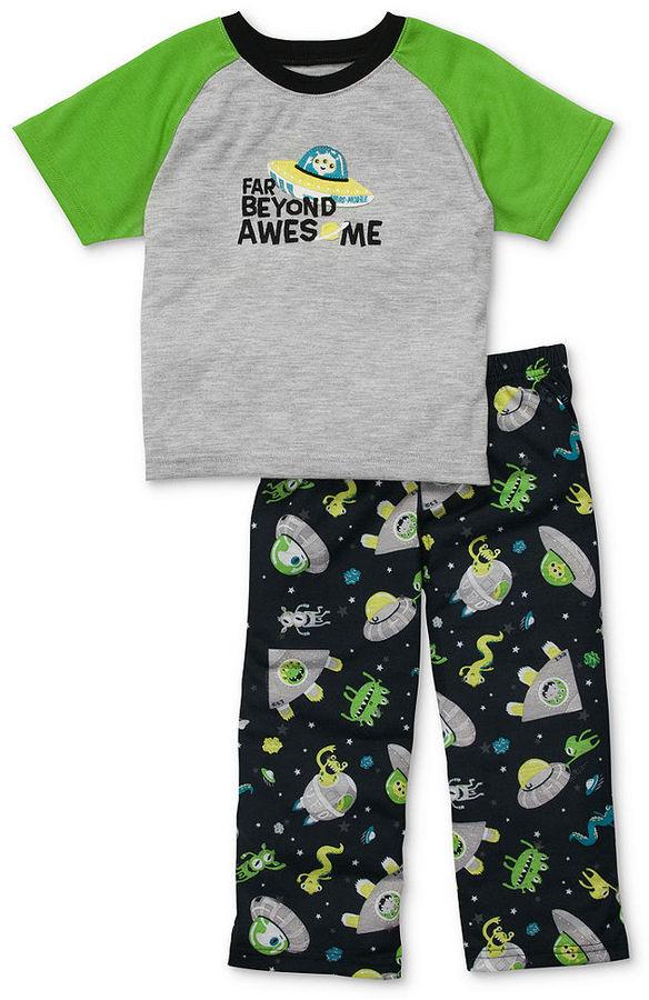 Carter's Kids Pajamas, Toddler Boys 2-Piece Space PJs