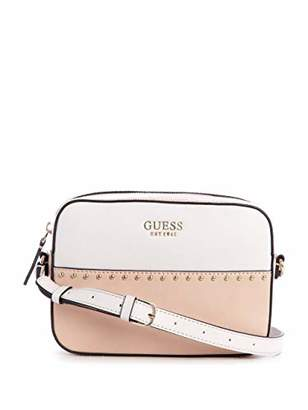 GUESS Kamryn Blush Crossbody Top Zip
